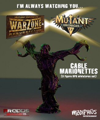 Cable Marionettes