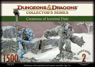 Creatures of Icewind Dale
