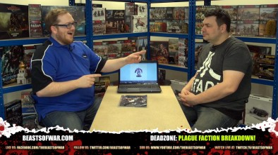 Deadzone: Plague Faction Breakdown!
