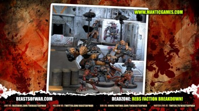 Deadzone: Rebs Faction Breakdown!