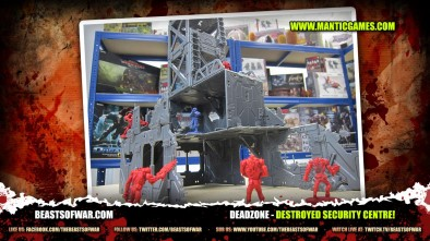 Deadzone Terrain: The Mega Build!