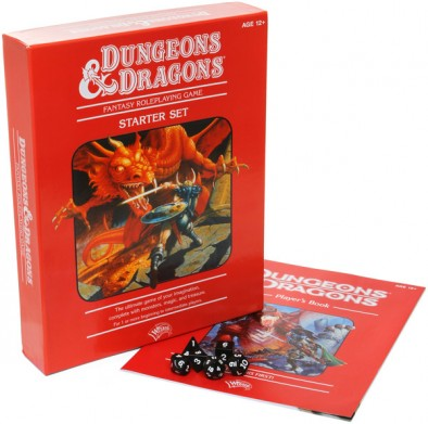 DnD Red Box