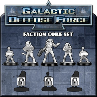 Galactic Defence Force Starter