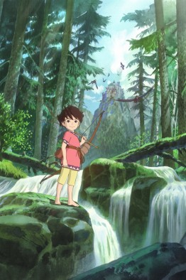 Ghibli's Ronja the Robber's Daughter