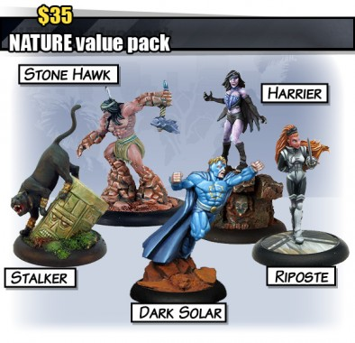 Nature Value Pack