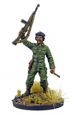 Wargames Illustrated Painted Che
