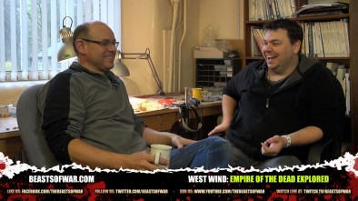 West Wind: Empire Of The Dead Explored