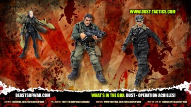 What's In The Box: DUST - Operation Achilles!