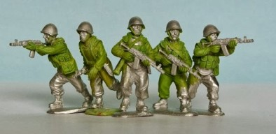 28mm Cold War Soviet Motorized Infantry #2