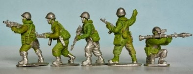 28mm Cold War Soviet Motorized Infantry #3