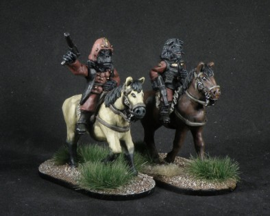 Apes Mounted Command