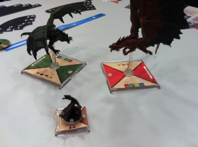Dungeons & Dragons Attack Wing Combat