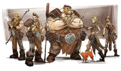 Guild Ball Brewers Guild