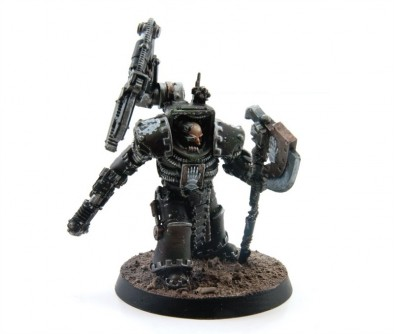 Iron Father (Front)