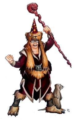 James Hewitt - Bear Wizard