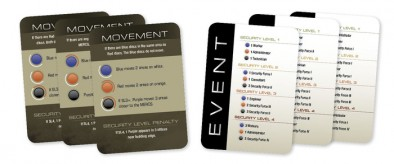 Movement & Event Cards