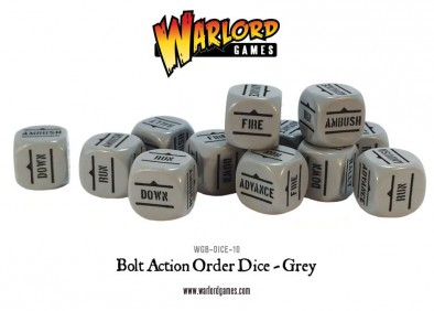 Rounded Grey Dice