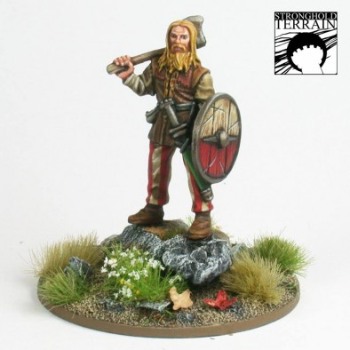 Stronghold Viking Warlord (Front)