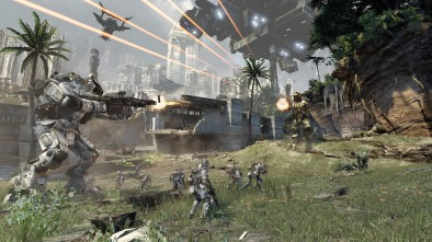 Titanfall - Fracture Map