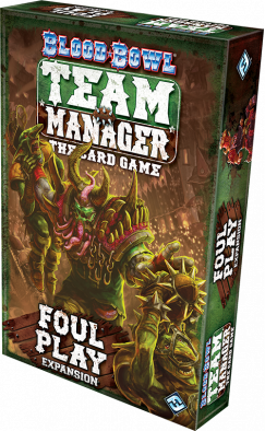 Team Manager Foul Play