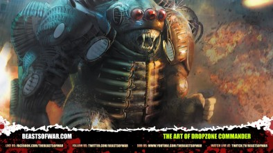 The Art of Dropzone Commander