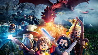 The Hobbit Lego Demo