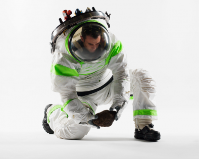Z-1 Spacesuit