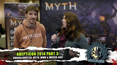 AdeptiCon 2014 Part 4: Knuckleduster, Myth, WWX & Wreck-Age!