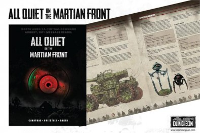 All Quiet on the Martian Front