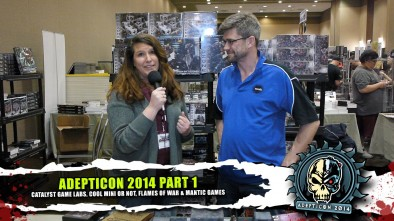 Beasts of War AdeptiCon 2014 Part 1