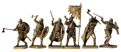 Bronze Collection Vikings