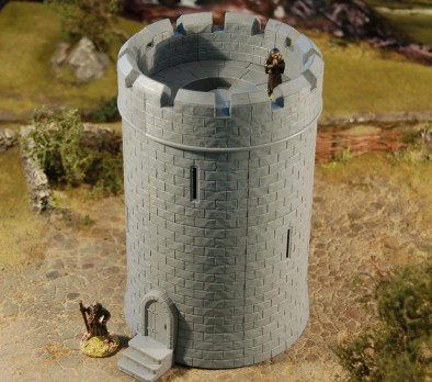 Castle Tower Preview