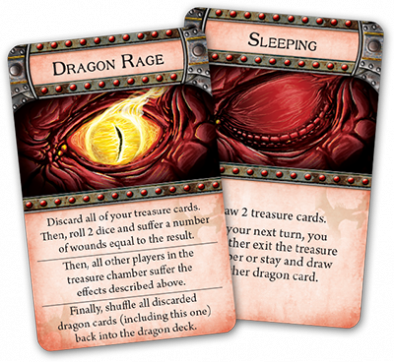 Dungeon Quest Dragon Cards