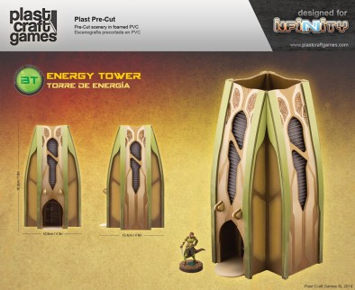 Energy Tower