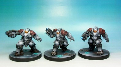 Gnosis Heavy Armour Troopers