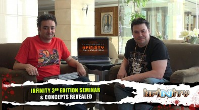 Infinity 3rd Edition Seminar & Concepts Revealed