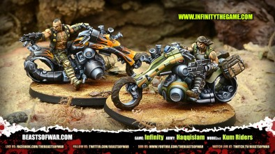Infinity's Amazing April 2014 Releases! A