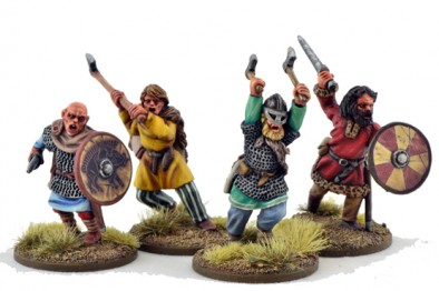 Shieldwall Raiders