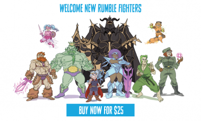 Strategy Rumble Fighters