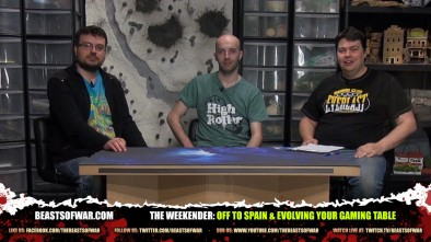 The Weekender: Off to Spain & Evolving Your Gaming Table