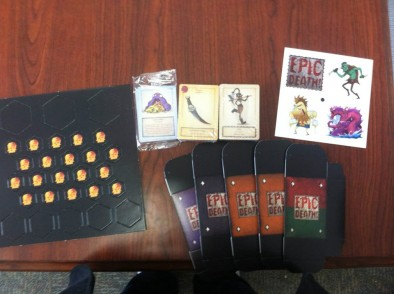 Tokens, Cards & Boxes