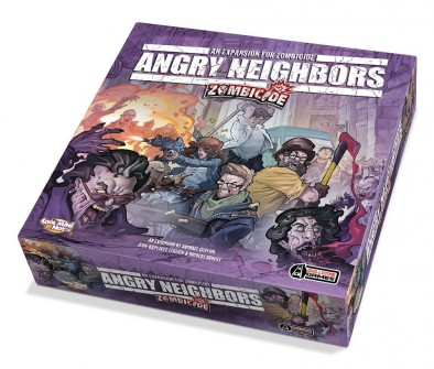 Angry Neighbours Expansion