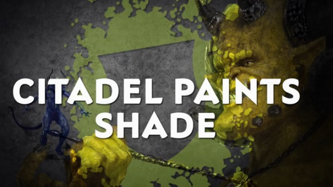Games Workshop Painting Tutorial: Shades!