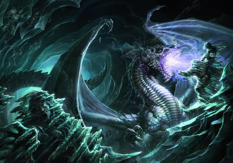 Dnd White Dragon: Dungeons & Dragons Goes Free(ish) For 5th Edition