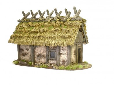 Dark Age Peasant House #1