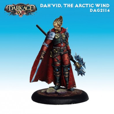 Dragyri Dah'vid the Arctic Wind