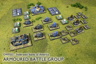 Federated States Armoured