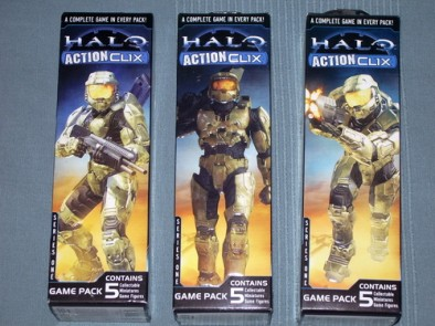 Halo Action Clix