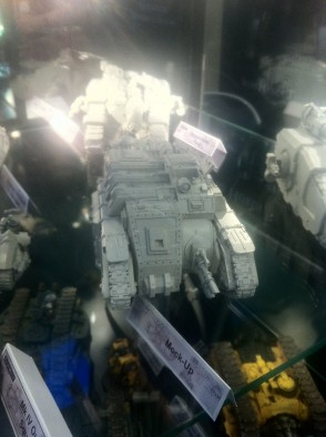 Imperial Tank #1