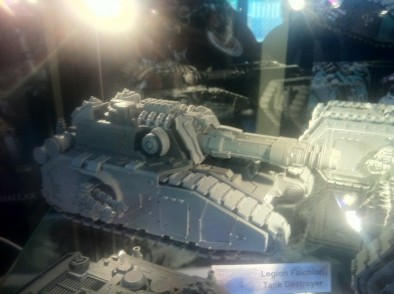 Imperial Tank #3
